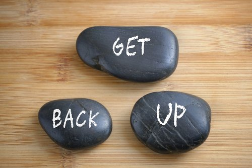 Resilience Stones spelling Get back Up